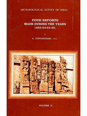 ASI Four Reports Made During the Years 1862- 63- 64- 65. (Volume II)