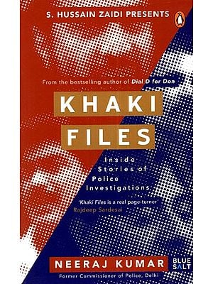 Khaki Files (Inside Stories of Police Investigations)