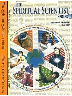 The Spiritual Scientist Series (Set of 3 Volumes)