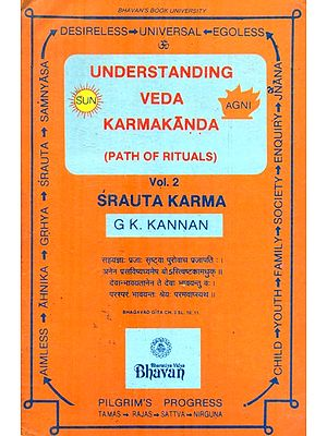 Understanding Veda Karmakanda- Path Of Rituals, Part 2 (An Old and Rare Book)