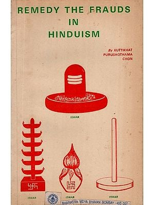 Remedy The Frauds in Hinduism (An Old and Rare Book)