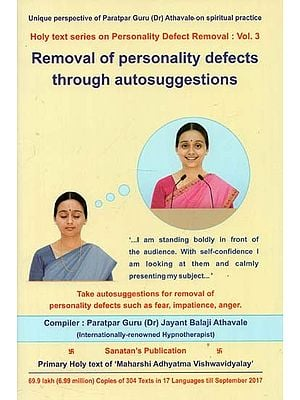 Removal of Personality Defects Through Autosuggestions