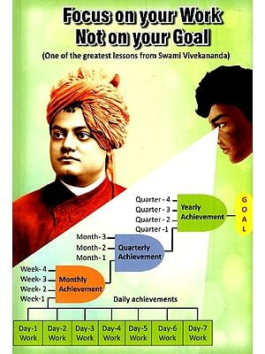 Focus On Your Work Not On Your Goal (One Of The Greatest Lessons From Swami Vivekananda)