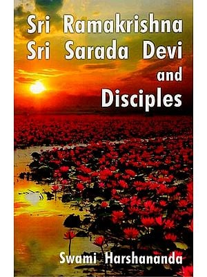 Sri Ramakrishna Sri Sarada Devi and Disciples