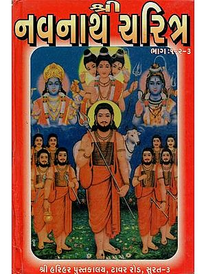 Shri Navnath Charitra [Part 1, 2, 3] - (Gujarati)