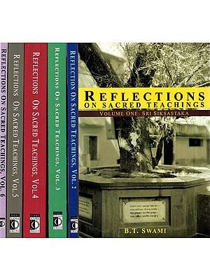 Reflections on Sacred Teachings (Set of 6 Volumes)