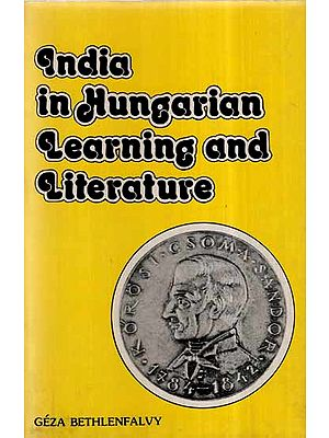 India in Hungarian Learning and Literature