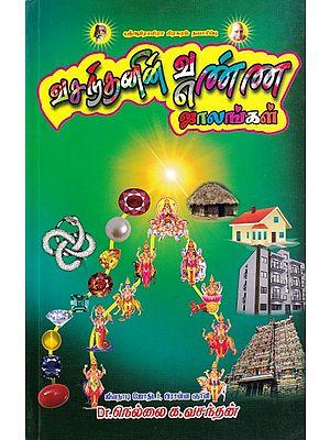 வசந்தனின் வ(எ)ண்ண ஜாலங்கள்: Colorful Effects and Intention from Vasanthan (Tamil)