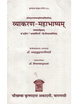 व्याकरण - महाभाष्यम् - Vyakaran Mahabhashyam