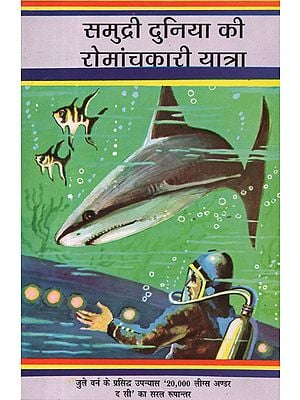 समुद्री दुनिया की रोमांचकारी यात्रा: Interesting Water Journey (A Novel by Jules Verne)