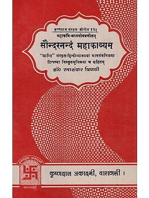 सौन्दरन्नदं महाकाव्यम् - Soundaranandam Mahakavyam