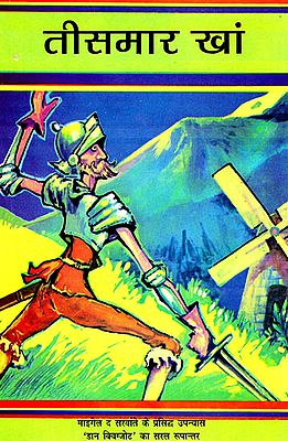 तीसमार खां: Hindi Translation of Don Quixote