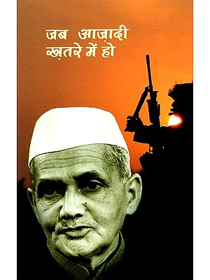जब आज़ादी ख़तरे में हो: When Freedom is in Danger (Speeches of Lal Bahadur Shastri from 1 July to 16 November 1965)