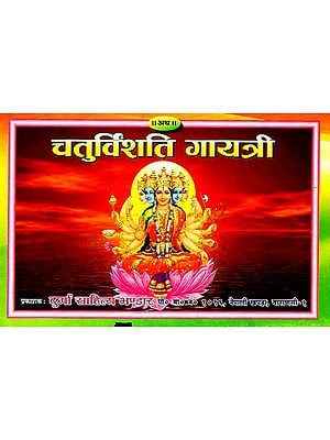 चतुर्विशति गायत्री - Chatuvishti Gayatri (Nepali)