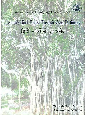 हिंदी-अंग्रेजी शब्दकोष: Learner's Hindi-English Thematic Visual Dictionary