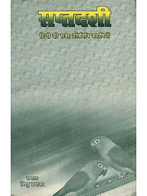 सप्तदशी हिन्दी की सत्रह प्रतिनिधि कहानियाँ - Seventeen Stories of Seven Hundred Year Old Hindi Language