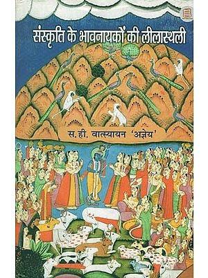 संस्कृत के भावनायकों की लीलास्थली - Places Where Our Cultural Heores Played Their Lila