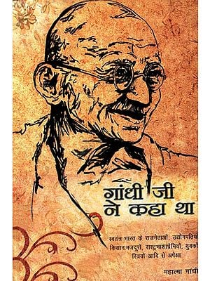 गाँधी जी ने कहा था: Gandhiji Had Said (Expectations From Politicians, Businessman, Farmer, Labour, Teenagers, Women etc of Independent India)