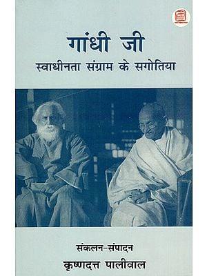 गांधी जी स्वाधीनता संग्राम की सगोतिया - Gandhi Ji's Memoirs On Freedom Struggle Revolutionaries