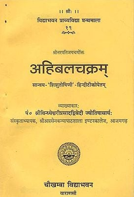 अहिबलचक्रम् - Ahibala Chakram