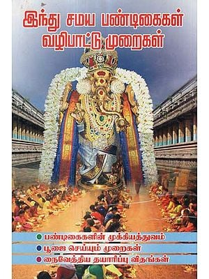 The Importance of Hindu Festivals and Guidance to Celebrate Them (Tamil)