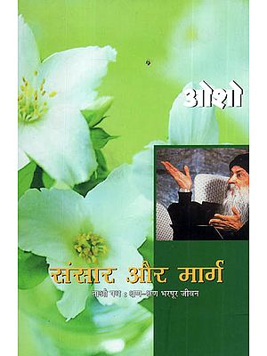 संसार और मार्ग- ताओ पथ: क्षण क्षण भरपूर जीवन - Hindi Translation of Osho's 'The Empty Boat' (An English Text on Osho's Eleven Speeches on Life)
