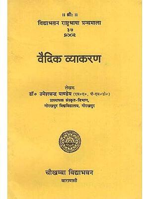 वैदिक व्याकरण : Vedic Grammar