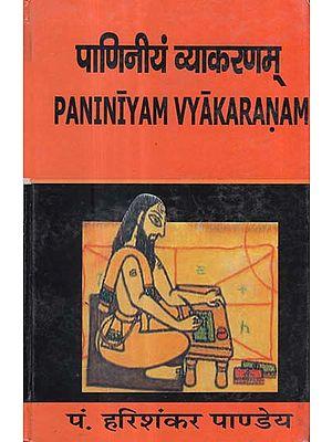 पाणिनीयं व्याकरणम् - Paniniyam Vyakaranam