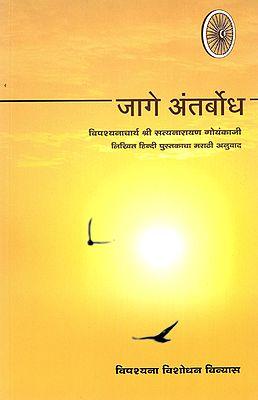 जागे अंतर्बोध : Awakened Intuition (Marathi)