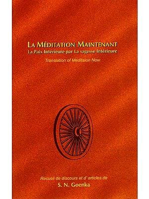Meditation Now (French)