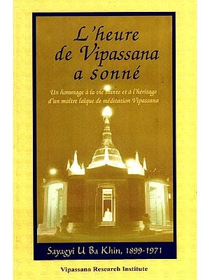 The Clock of Vissapana has Struck (French)