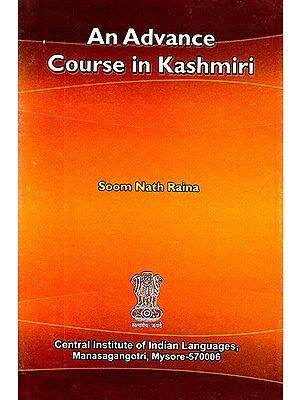 An Advance Course in Kashmiri (Urdu)