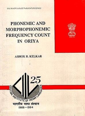 Phonemic and Morophophonemic Frequency Count in Oriya