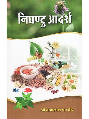 निघण्टु आदर्श: Nighantu Adarsha (Volume-2)
