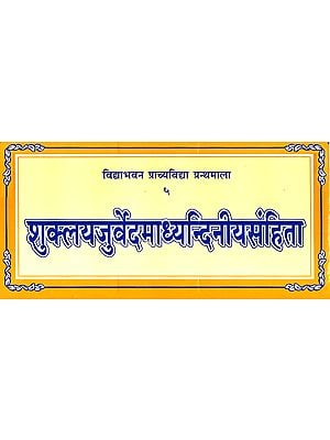 शुक्लयजुर्वेदमाध्यन्दिनीयसंहिता: Shukla Yajurveda Madhyandiniya Samhita (Loose Leaf)