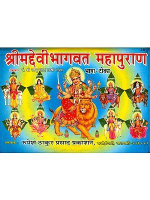 श्रीमद्देवीभागवत-महापुराण - Shrimad Devi Mahapurana