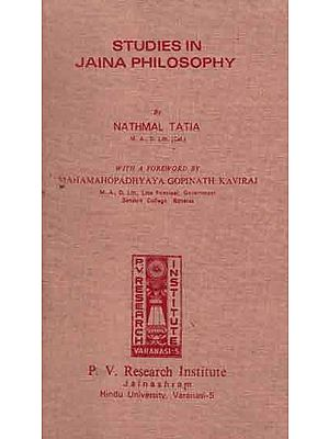 Studies in Jaina Philosophy (An Old and Rare Book)