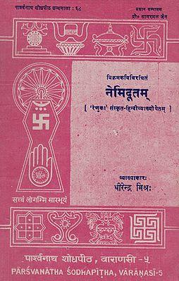 नेमिदूतम् - Nemidootam (An Old and Rare Book)