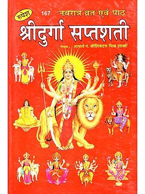 नवरात्र व्रत एवं पाठ श्रीदुर्गा सप्तशती - Navratri Fast and Recitation Shri Durga Saptashati