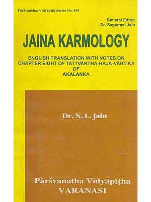 Jaina Karmology