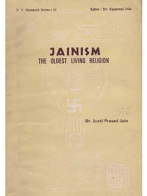Jainism - The Oldest Living Religion (An Old and Rare Book)