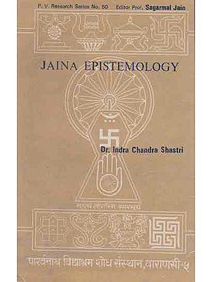 Jaina Epistemology (An Old and Rare Book)