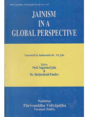 Jainism In A Global Perspective (An Old and Rare Book)