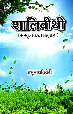 शालिवीथी: Shaliveethi (A Collection of Sanskrit Stories)