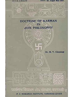 Doctrine of Karman in Jain Philosophy