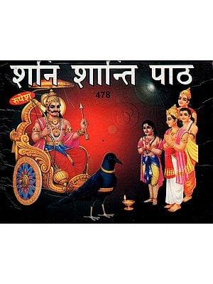 शनि शान्ति पाठ - Shani Shanti Path