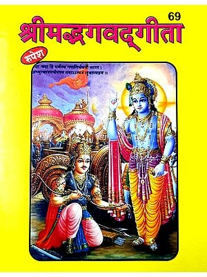 श्रीमभ्दगवद्गीता - Srimad Bhagwad Gita