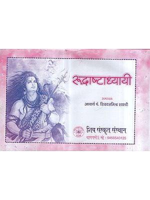 रुद्राष्टाध्यायी - Rudra Ashtadhyayi