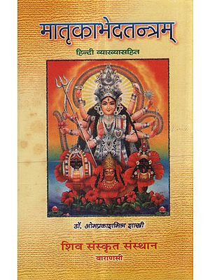 मातृकाभेदतन्त्रम् - Matrika Bheda Tantram