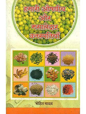 हमारी औषधीय और मसालेदार वनस्पतियाँ - Our Medicines and Spiced Vegetation